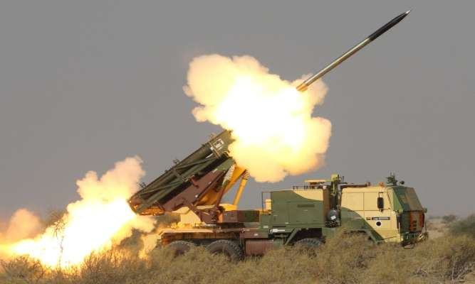 indias-pinaka-missile-system-successfully-flight-tested-for-second-consecutive-day